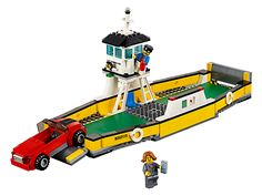FIN: (wants least), Lego Ferry, #60119, $30, Take the Ferry to your next adventure!