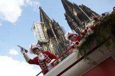Karneval in Köln ©Dieter Jacobi