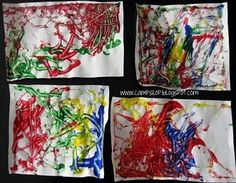 magnet painting and other cool magnet activities