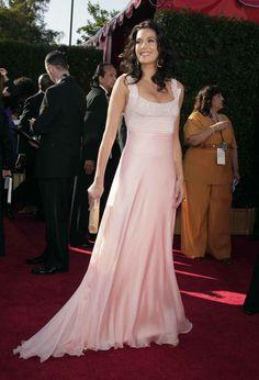 Teri Hatcher in Badgley Mischka (59th Primetime Emmy Awards)