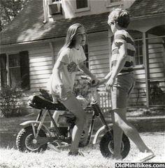 The Vintage Mini Bike Family Photo Scrapbook - Page 6 - OldMiniBikes.com Forum