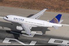 United A319 MCI-DEN