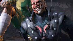 "MK 10 Johnny Cage ""Little Improv"" Fatality Mortal Kombat Games, Johnny Cage, Joker, The Joker, Jokers, Comedians"