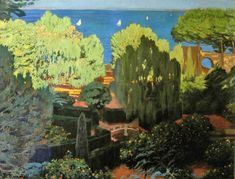 Santiago Rusiñol i Prats (1861 - 1931) | Mallorca en Pintura