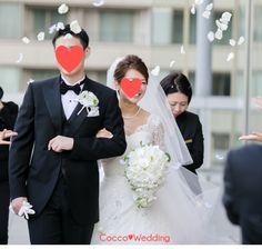 Wedding Report ② 【フラワーシャワー】 |ヨガインストラクター 姜 奈々 公式ブログ