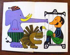 From: Un elefante ocupa mucho espacio. Ayax Barnes, 1975.