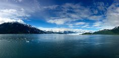 The beautiful Glacier Bay National Park & Preserve Alaska USA [3030x1500] [OC]