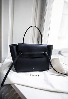 Céline Bag belt