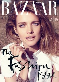Harper's Bazaar UK - Harper's Bazaar UK September 2009 Cover