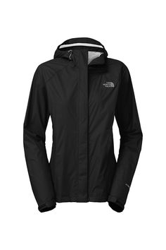 The North Face Men/'s Torpedo Jacket lightweight wind rain running coat Black