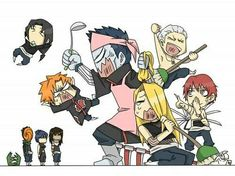 Habriin Pancho uploaded this image to 'NaRuTo/aKaTsuKi'. See the album on Photobucket. Naruto Uzumaki, Anime Naruto, Itachi, Naruto Akatsuki Funny, Madara And Hashirama, Deidara Akatsuki, Naruto Run, Funny Naruto Memes, Naruto Images
