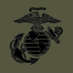 Buy a US Marine Corps T-Shirt and other Movie Related Designs at Textual Tees. Marine Corps T Shirts, Marine Corps Uniforms, Us Marine Corps, Marine Corps Tattoos, Marine Tattoo, Once A Marine, Marine Mom, Marine Life, Military Girlfriend