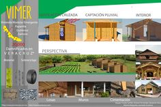 vivienda emergente para desastres naturales - Buscar con Google
