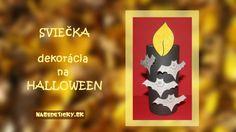 Sviečka - Halloween Halloween, Spooky Halloween