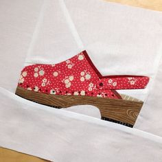 My last #ringopiebee block for Penny at sewtakeahike. by quirky granola girl, via Flickr