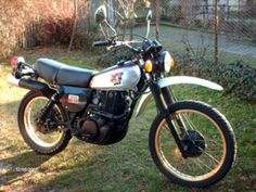 YAMAHA XT500  #motorcycles #motorbikes #motocicletas