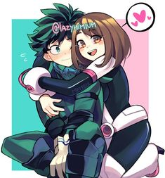 My Hero Academia Episodes, My Hero Academia Memes, Hero Academia Characters, My Hero Academia Manga, Boku No Hero Academia, Deku X Uraraka, Sarada Uchiha, Hero Wallpaper, Cute Anime Couples