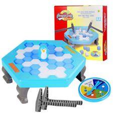 Petit Penguin Trap Ice Breaker Game Penguin Block Toy Funny Children Gifts
