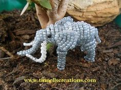 All the 3D Beaded creations that is created are lifelike . They are all minuature 3D Beaded Creations and are only a few cm in size. To download PDF versions...