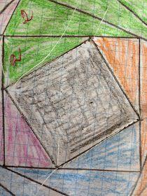 """Опять """"Колодец"""", """"Бревенчатый домик"""", """"Избушка"""", """"Сруб"""", """"Log Cabin"""", """"Брёвна"""", """"Американский квадрат"""" и проч. Интересный и краси... Spiral Quilting, Picnic Blanket, Outdoor Blanket, Quilt Blocks, Applique, Quilts, Cat, Ribbon Rose, Needlepoint"""