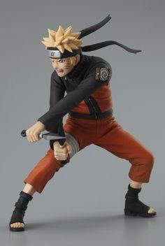 Toynami Naruto Shippuden: Naruto Figuarts Zero PVC Figure: Toys & Games