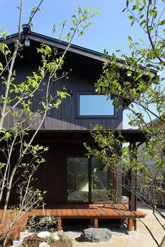 家族をつむぐ 平屋暮らしの家 - 木の住まい施工事例 | 株式会社シーエッチ建築工房