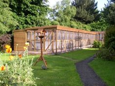 Garden Cattery - Your cat's home