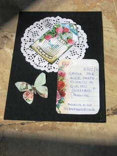Swap farfalle partito – Swap butterfliesshipped
