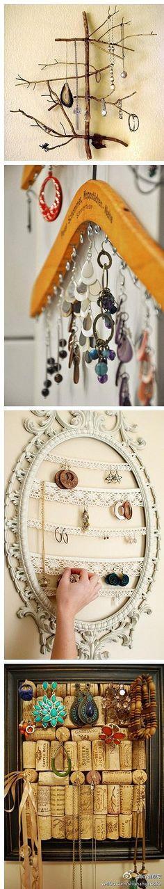 creative jewellery holder