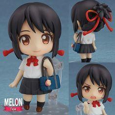 Kimi No Na Wa, Chibi Anime, Anime Manga, Anime Figurines, Biscuit, Otaku, Doll Clothes, Action Figures, Art Drawings