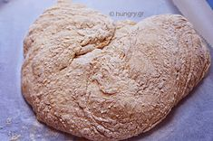 Σπιτικό Ψωμί χωρίς Ζύμωμα No Knead Bread, Pie, Cooking, Recipes, Food, Decor, Torte, Kitchen, Cake