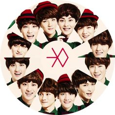 EXO my favorite Kpop band