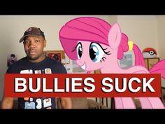 Bullied for My Little Pony Backpack - BULLIES vs NERDS