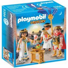 Playmobil 5394 Caesar en Cleopatra