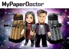 My Paper Heroes: Shameless Plug : My Paper Doctor