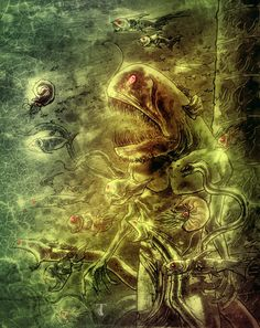DAGON by H.P. Lovecraft & Ben Templesmith by Ben Templesmith — Kickstarter