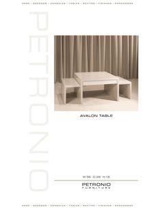 Petronio Furniture Inc.