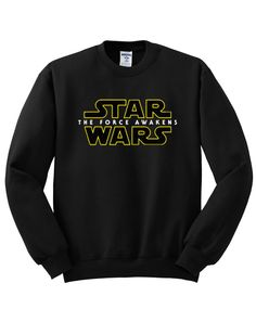 Star Wars- The Force Awakens Sweatshirt