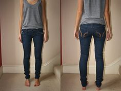 SKINNY jeans <3