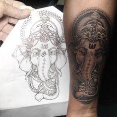 Por Marcelo Masid @bigarttattoo #tattoosbrasil #littlestattosz #bigarttattoo #bigart #thebesttattooartists #tattooartist #tattoo #tattoolife #tattooshop #tattoowork @thebesttattooartists #ndermtattoo @ndermtattoo