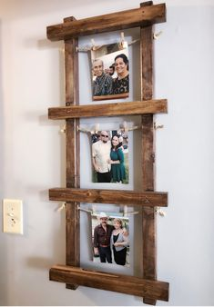 Diy Projects On A Budget, Diy Home Decor Projects, Home Crafts, Wood Projects, Wood Block Crafts, Barn Wood Crafts, Rustic Crafts, Wood Pallet Art, Wood Art