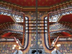 The Grand Staircase, St Pancras Hotel Grand Staircase, Stairs, Planning Permission, Space Wedding, Grand Hotel, Concrete Floors, Best Hotels, Architecture, Building