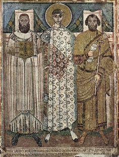 Meister der Demetrius-Kirche in Saloniki 002 - Art byzantin — Wikipédia