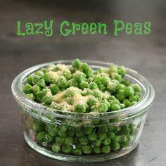 Lazy Green Peas - easy and good. @allrecipes #MyAllrecipes #AllrecipesFaceless #nutritionalyeast