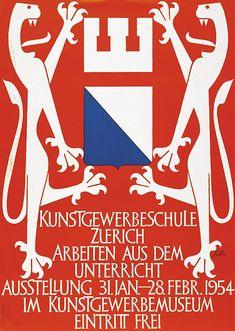 Ernst Keller 1954 Zurich