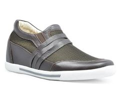 Height Increase: 2.5 Inches  http://www.roccoshoes.com/casual-shoes/baily-brown