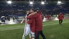 """Il Milan batte la Roma all'Olimpico e punta il quarto posto. Gli undici di Gattuso si impongono per 2:0 in una partita difficile e delicata per entrambe le squadre. Il Milan batte una """"…"""