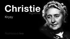 Christie, Agatha: Krysy (Rozhlasová hra) DETEKTIVKA Video Film, Agatha Christie, Audio Books, Einstein, Music, Youtube, Movies, Movie Posters, Musica