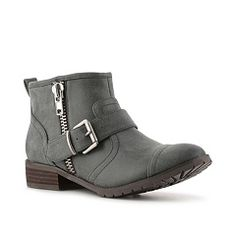 Restricted Hobo Bootie