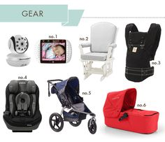 Mrs. Stroller's definitive list of all the gear she used and loved throughout the first year of baby's life | Hellobee